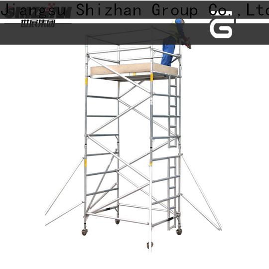 Shizhan cheap scaffolding wholesaler trader for construction