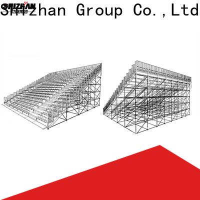 Shizhan custom gym bleachers bulk purchase for gym