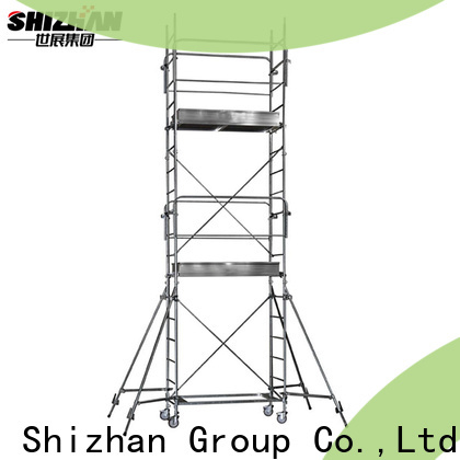 Shizhan stage scaffolding exporter for house building