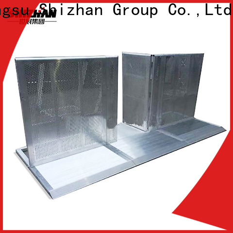Shizhan TUV certified safety barrier one-stop services for sporting events