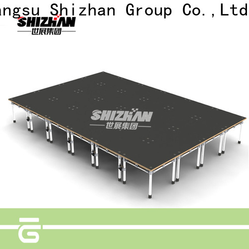 ISO9001 certified aluminium stage manufacturer for sale