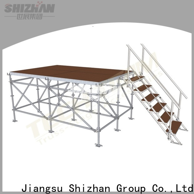 100% quality stage frame trader for party
