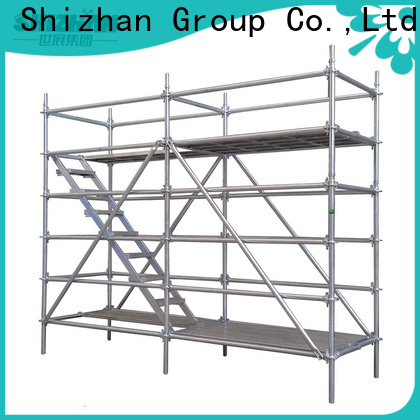 Shizhan 100% quality interior scaffolding solution expert for house building
