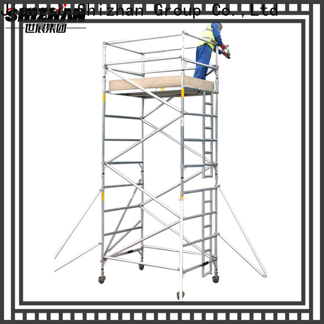 Shizhan professional portable scaffolding wholesaler trader for construction