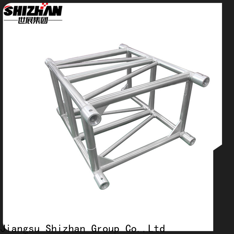 Shizhan affordable metal roof trusses solution expert for importer