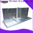 Shizhan metal barricade chinese manufacturer for concert