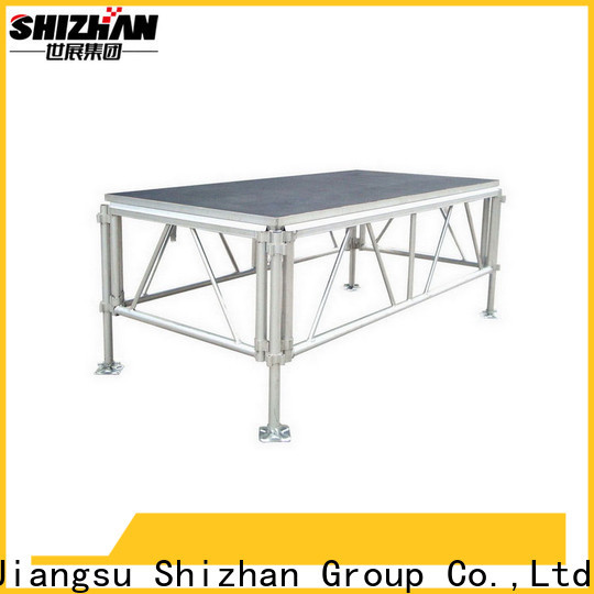 Shizhan portable stage platform factory for event