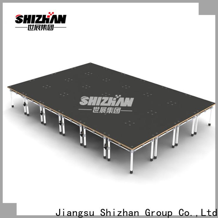 modern modular stage platform manufacturer for party