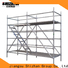 ISO9001 certified metal scaffolding solution expert for house building