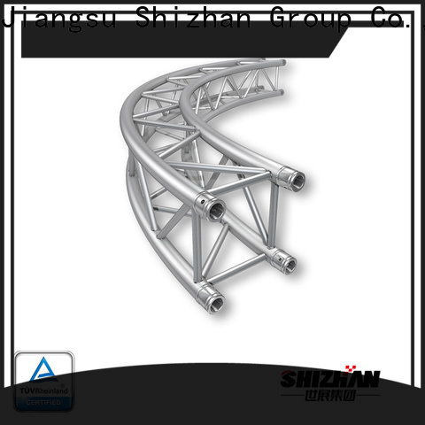 Shizhan professional aluminium truss system stage awarded supplier for event