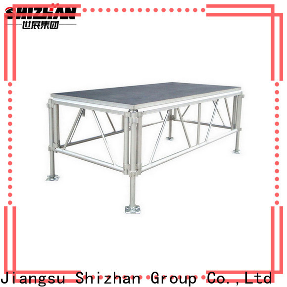 Shizhan performance stage manufacturer for event