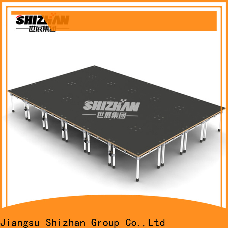 Shizhan concert stage manufacturer for sale