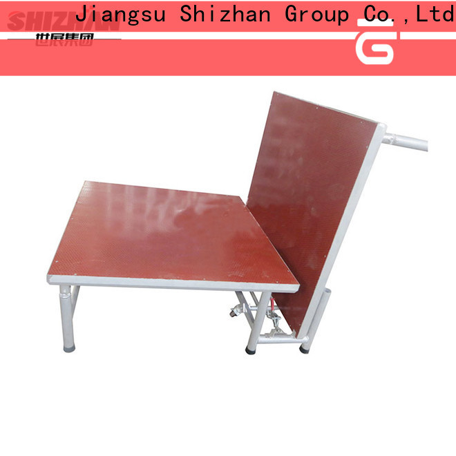Shizhan modern aluminum stage trader for event