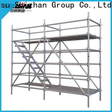 Shizhan steel scaffolding solution expert for construction