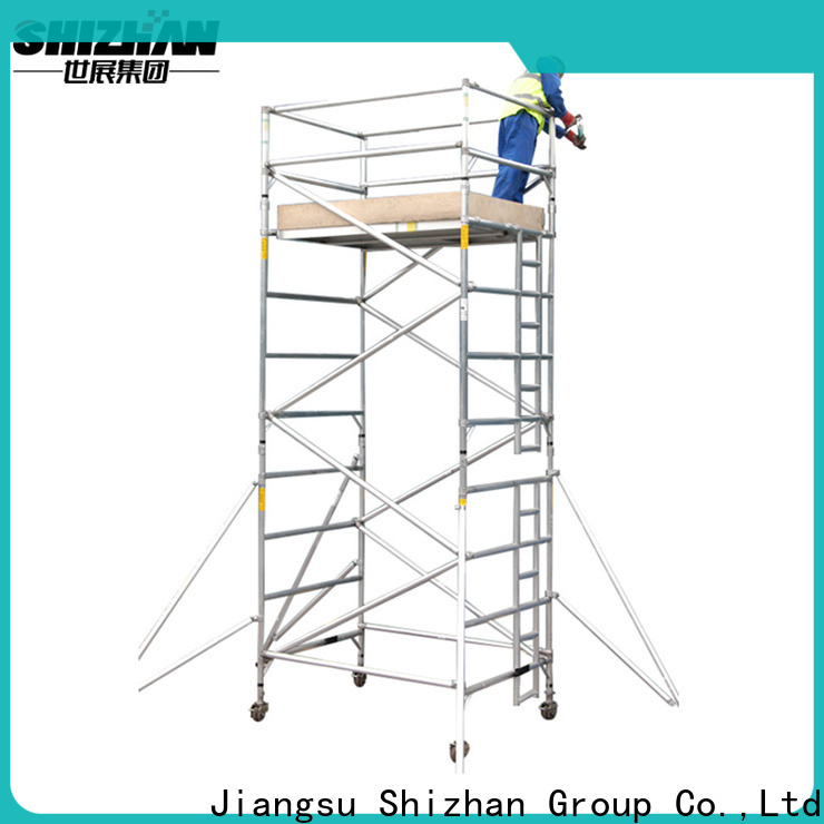 Shizhan ring lock scaffolding exporter for house building