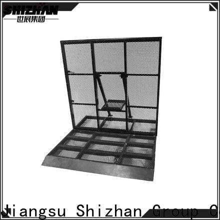 Shizhan affordable crowd control barriers chinese manufacturer for sporting events