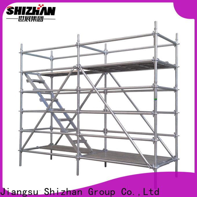 ISO9001 certified cheap scaffolding wholesaler trader for importer