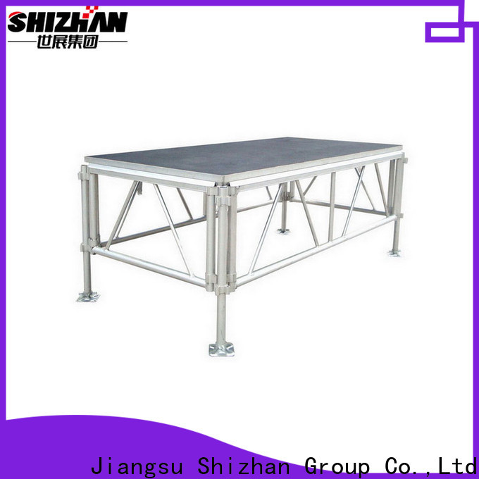 100% quality folding stage factory for event