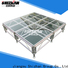 Shizhan 100% quality portable stage factory for event