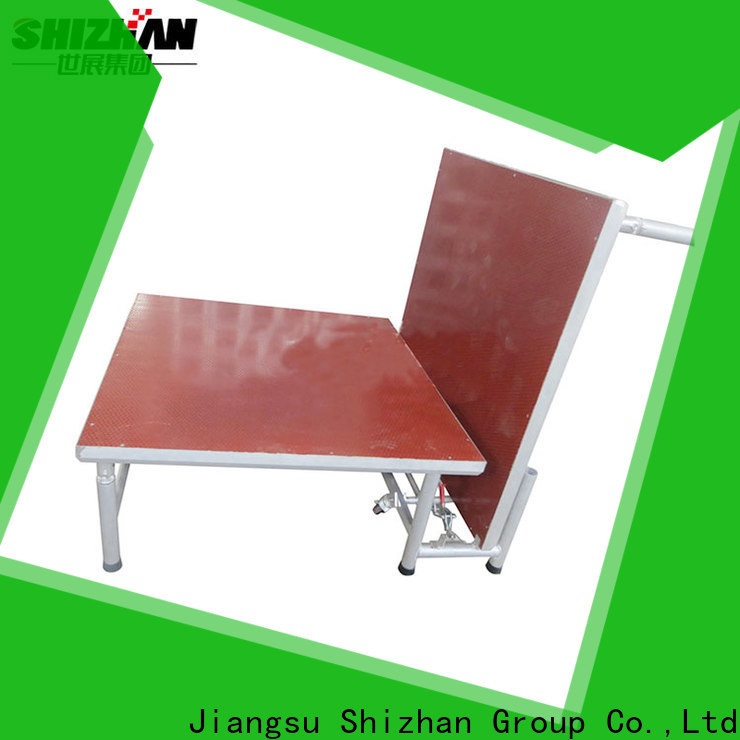 Shizhan ISO9001 certified outdoor stage factory for sale