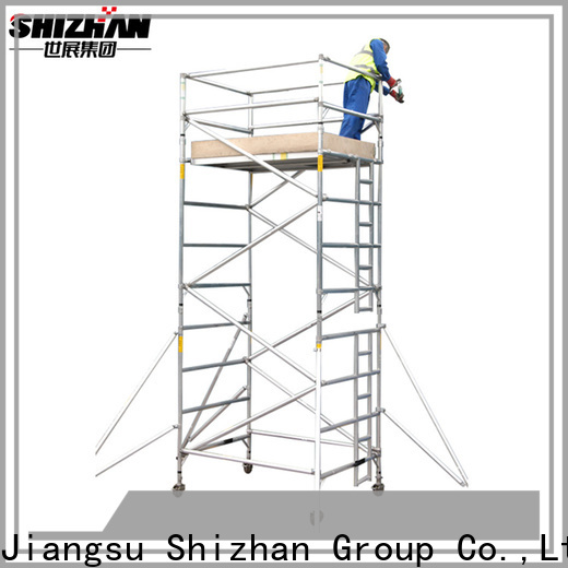 professional steel scaffolding solution expert for importer