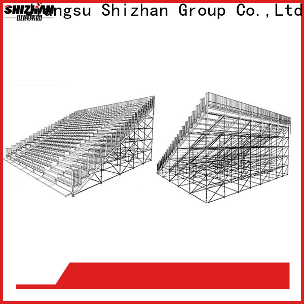Shizhan hot recommended outdoor bleacher from China for gym
