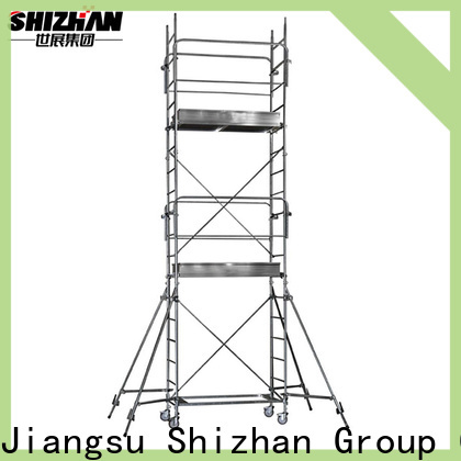 Shizhan cheap scaffolding solution expert for house building