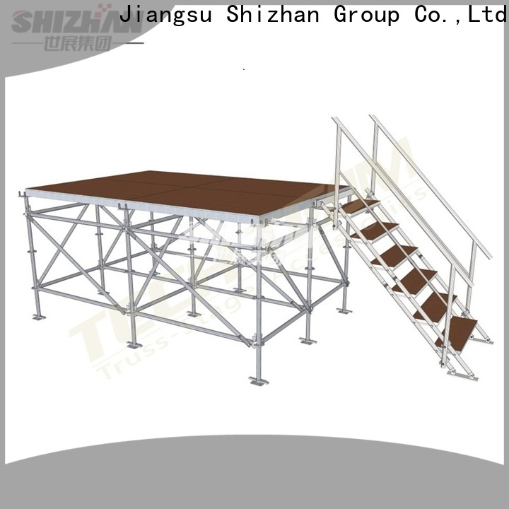 ISO9001 certified small stage platform manufacturer for party