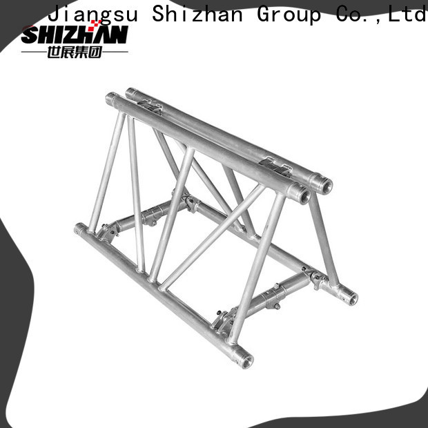 Shizhan custom exhibit and display truss solution expert for importer