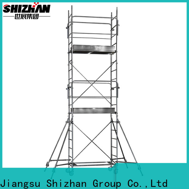 Shizhan steel scaffolding solution expert for house building