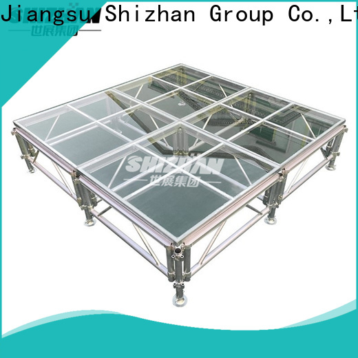 ISO9001 certified outdoor concert stage factory for sale