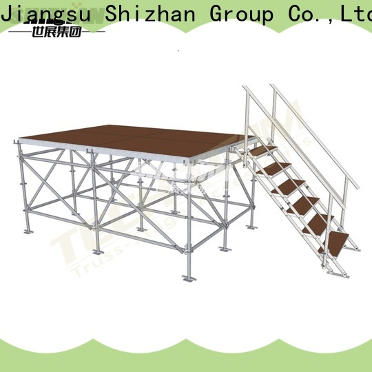 Shizhan event stage trader for sale