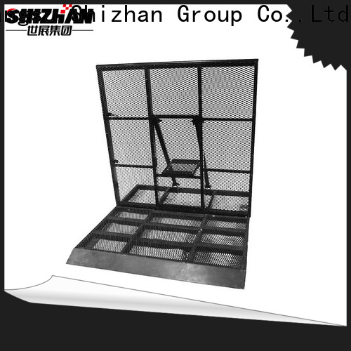 Shizhan TUV certified crowd control barriers supplier for concert