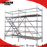Shizhan ISO9001 certified cheap scaffolding solution expert for importer