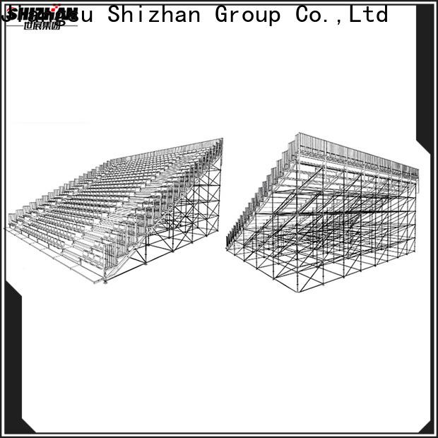 Shizhan sport bleacher quick transaction for stadium