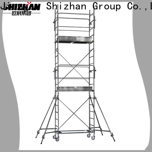 Shizhan 100% quality construction scaffolding exporter for importer