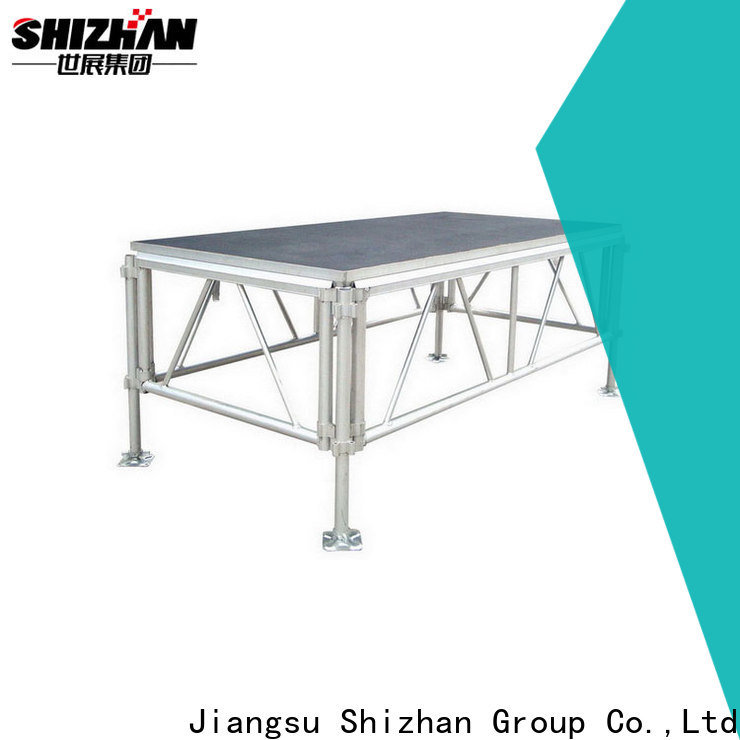 Shizhan moveable stage manufacturer for sale