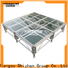 100% quality aluminum stage platform trader for event