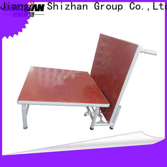 Shizhan portable outdoor stage manufacturer for sale