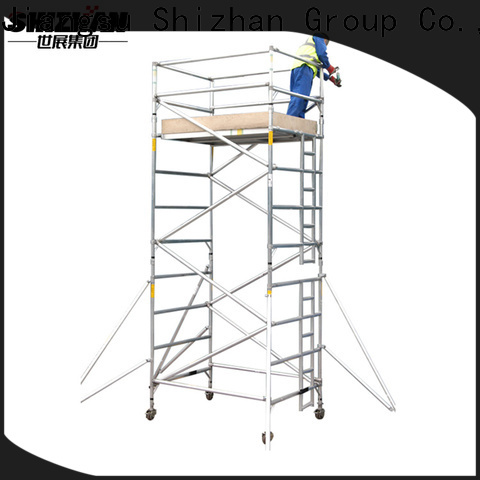 100% quality aluminum scaffolding wholesaler trader for house building