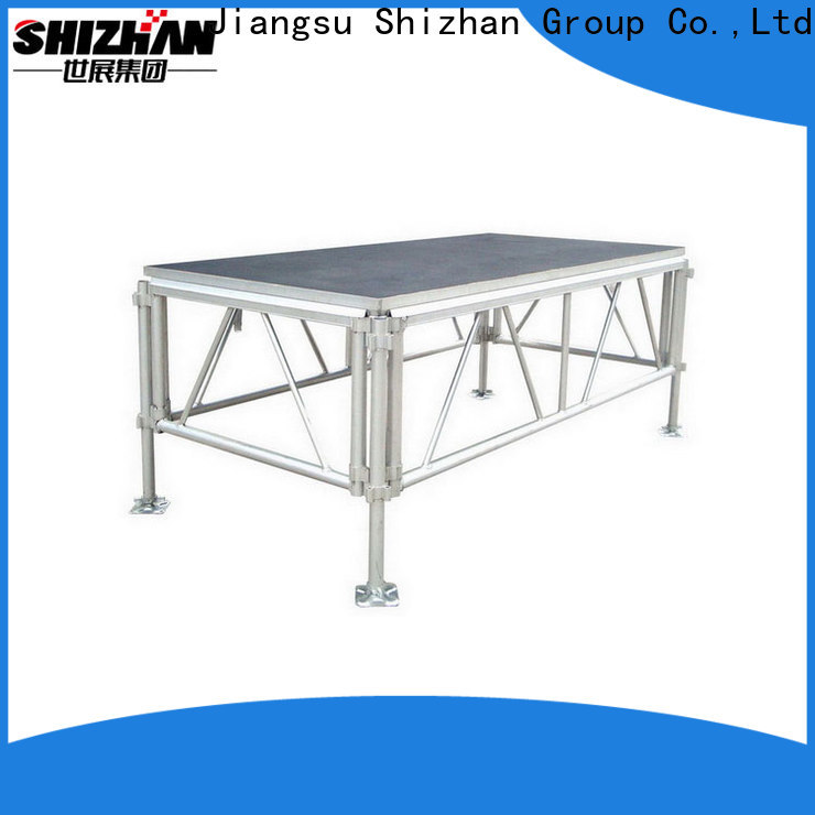 Shizhan ISO9001 certified outdoor concert stage trader for sale