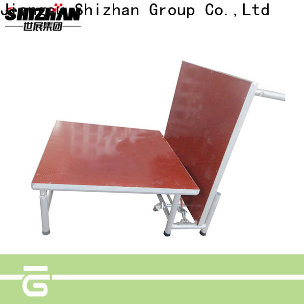 Shizhan 100% quality adjustable stage manufacturer for sale