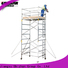 Shizhan professional metal scaffolding exporter for importer