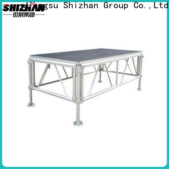 Shizhan modern stage frame manufacturer for event