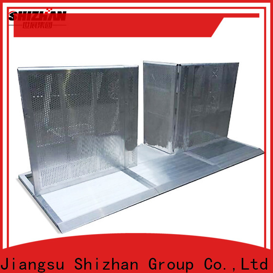 Shizhan custom mojo barrier one-stop services for event