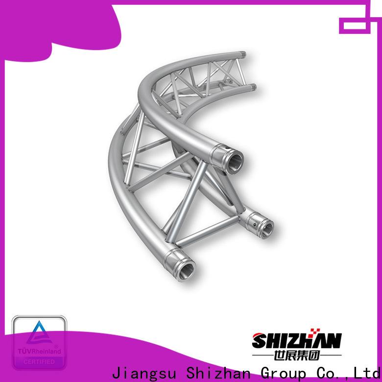Shizhan custom truss frame factory for importer