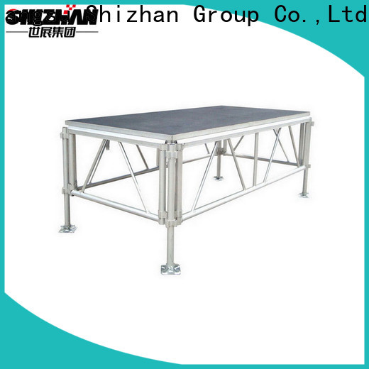 Shizhan modern modular stage platform factory for sale