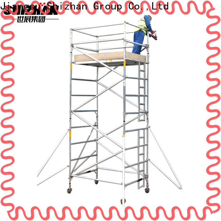 ISO9001 certified indoor scaffolding solution expert for house building